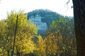 Монастырь на меловой скале