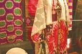 Узбекский женский наряд