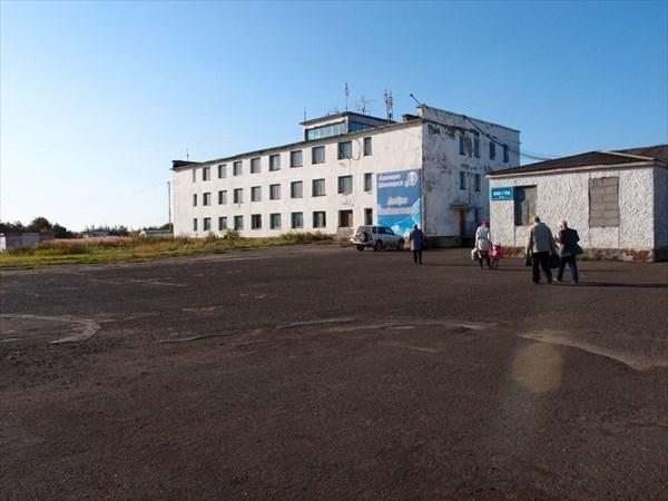 9_в аэропорту Шахтёрска