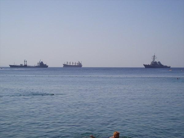 018-Корабли