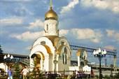Храм во имя иконы Божией матери Смоленская Одигитрия Челябинск,