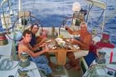 Ужин посреди океана. В меню - блюда тайско-европейской кухни