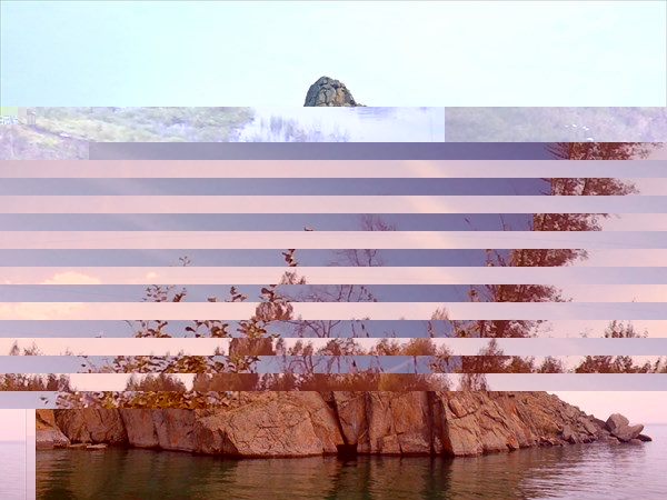 Байкал.Бухта Песчаная