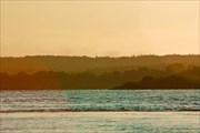 Воды Шешупе встречаются с водами Немана