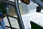 Полет на ледник
