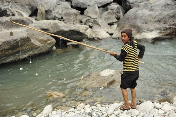 Рыбалка,Локпа