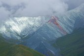 Вид с перевала Кара-Тюрек