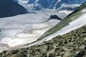 К леднику Менсу