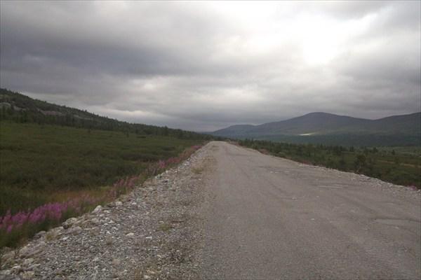 Дорога от 110км