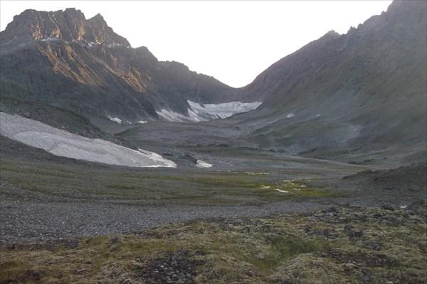 Ледник Чернова