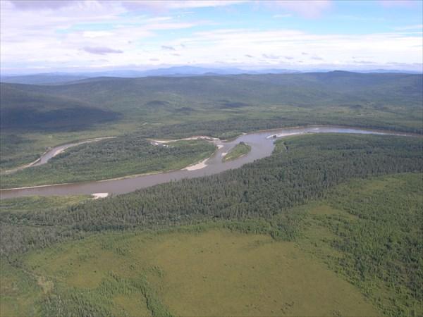 Река  Селемджа, Амурская область