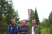 Североуральск шахта Красная шапочка перевал ещё впереди