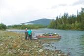 Остановка на рыбалку