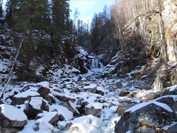 Ущелье реки Хаюрта