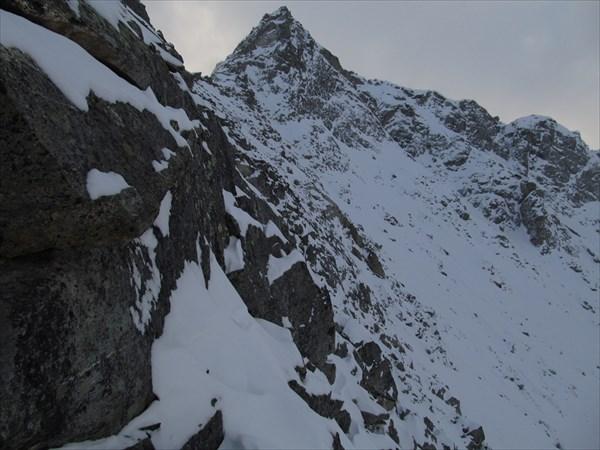 С перевала Панкова