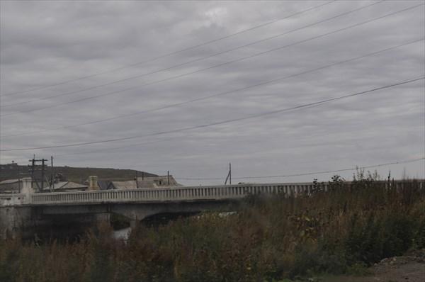 Японский мост в Томари