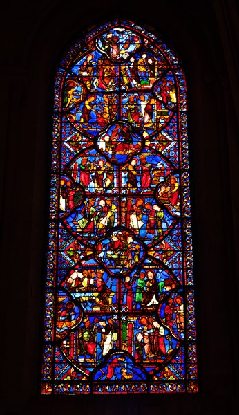 47.Бурж-собор