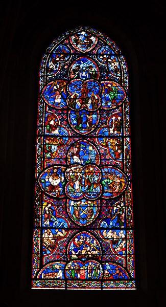 51.Бурж-собор
