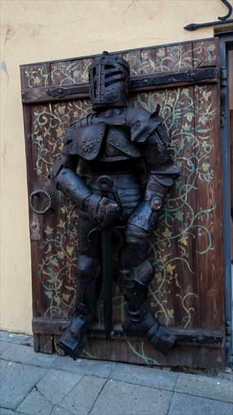 Железный рыцарь