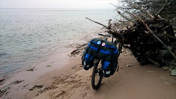 На берегу пустынных волн