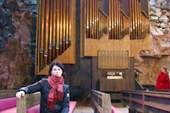 В Церкви. Хельсинки