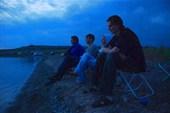 Вечер на берегу