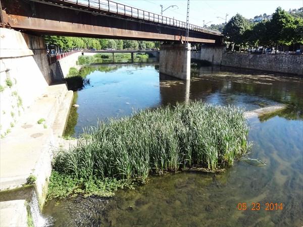 Река Оньяр.