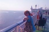 На верхней палубе `Принцессы Анастасии`