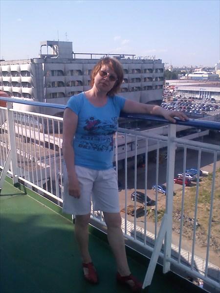 Морской пассажирский терминал в Питере