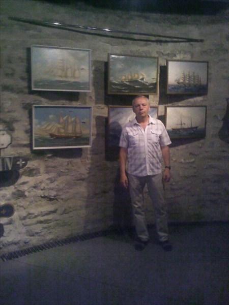 В музее флота