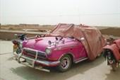 Автомобиль ГАЗ-21 `Волга`