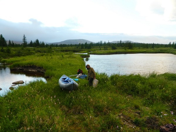 Два озерца