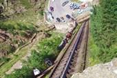 Докторский перевал: 300 с лишним ступеней лестницы