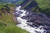 красота горных рек