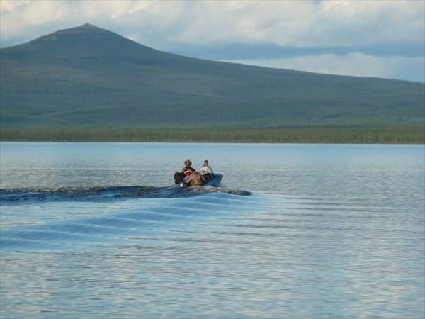Озеро някшингда, эвенкия