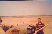 9B64C9F9Место `гибели`Антуана деСентэкзюпери в Сахаре.