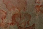 рисунки на стенах пещеры