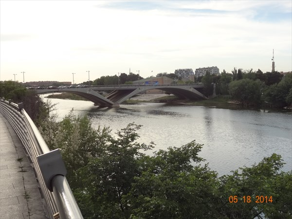 Река Эбро.