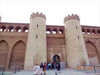 Замок Альхаферия.