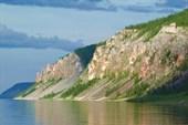 Скалы на притоке Хатыстыр