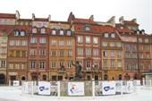 Варшава. Старый город. Площадь Рынок