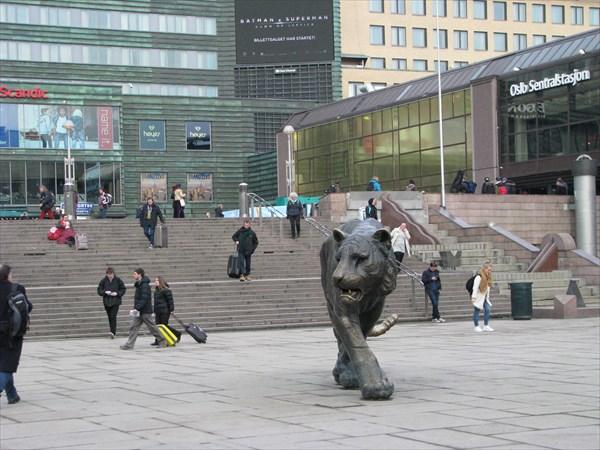 Тигр - символ города