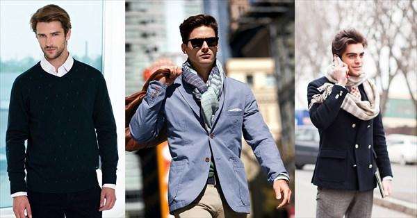 Несколько стильных мужских образов