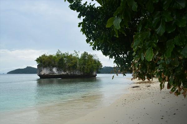 Вот такие вот острова у папуасов