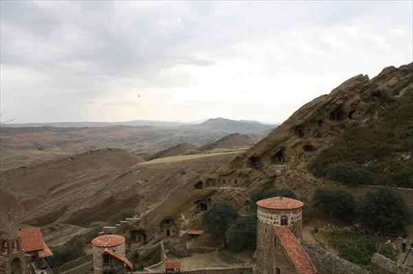 Монастырь Давид Гареджи
