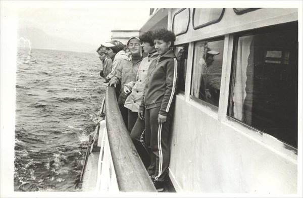 Экскурсия на катере по Телецкому озеру