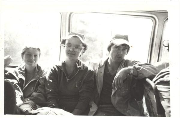 После Горно-Алтайска автобусом до Артыбаша