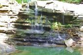 Большой Пшадский водопад