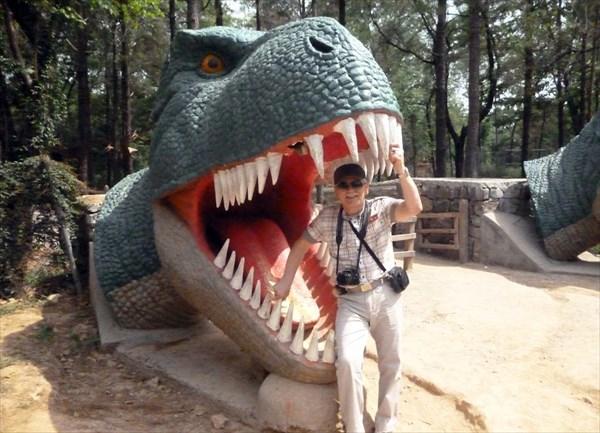 В 'Саду динозавров'