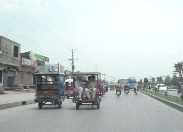 Предместья Лахора